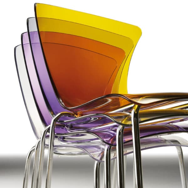 Fauteuils Glossy