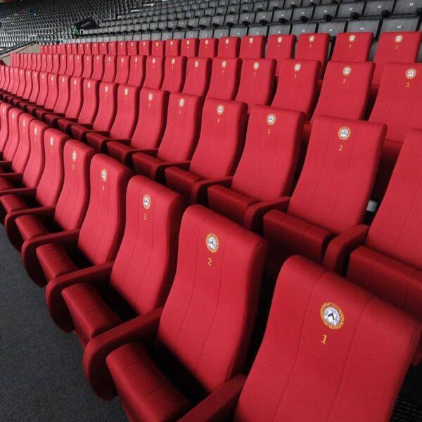Fauteuil Stade Friuli